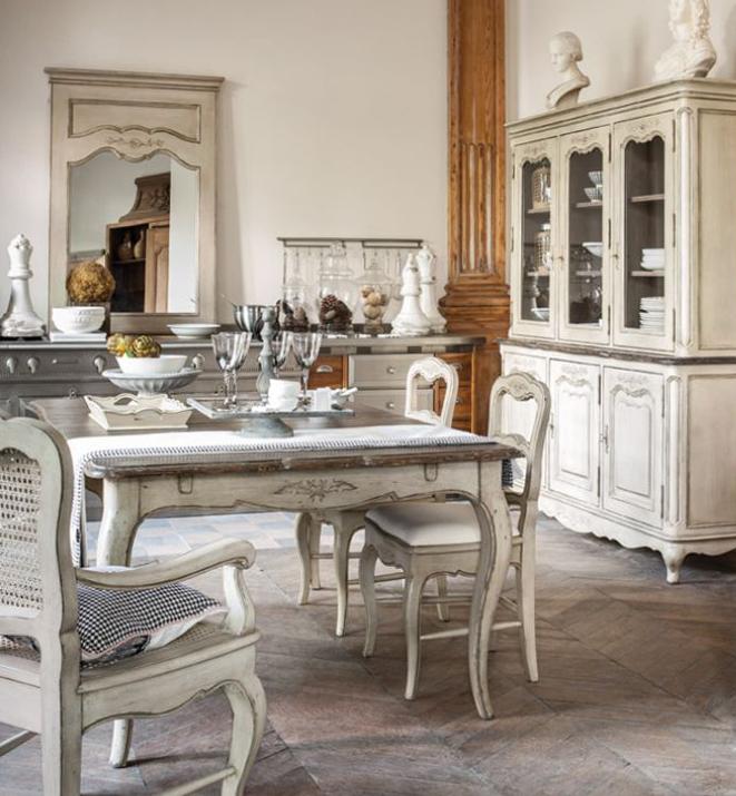 家具刷舊呈現