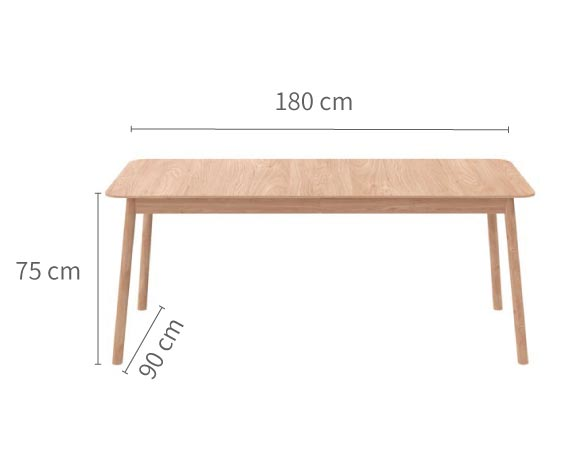 尺寸線圖180cm