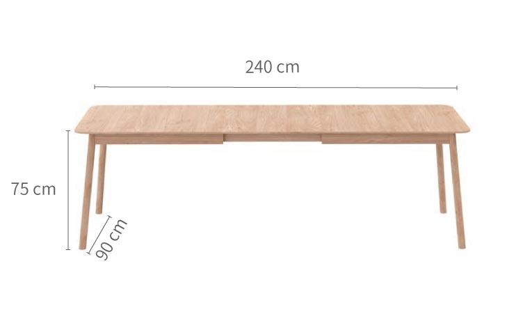 尺寸線圖240cm