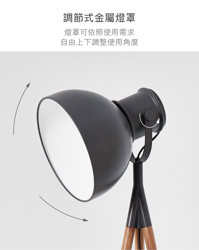 調節式燈罩