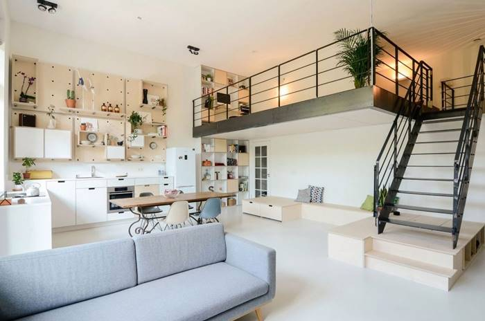荷蘭的阿姆斯特丹,當地設計工作室Standard Studio舊教室