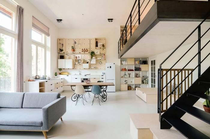設計工作室Standard Studio舊教室(2)