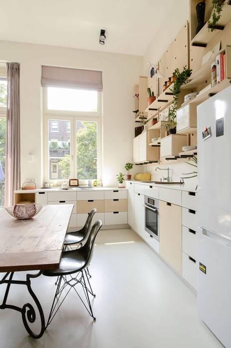 開放式空間-餐廳連結廚房(2)