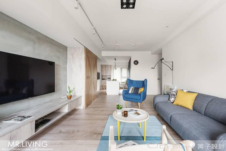 客戶的家-寓子設計與居家先生的產品