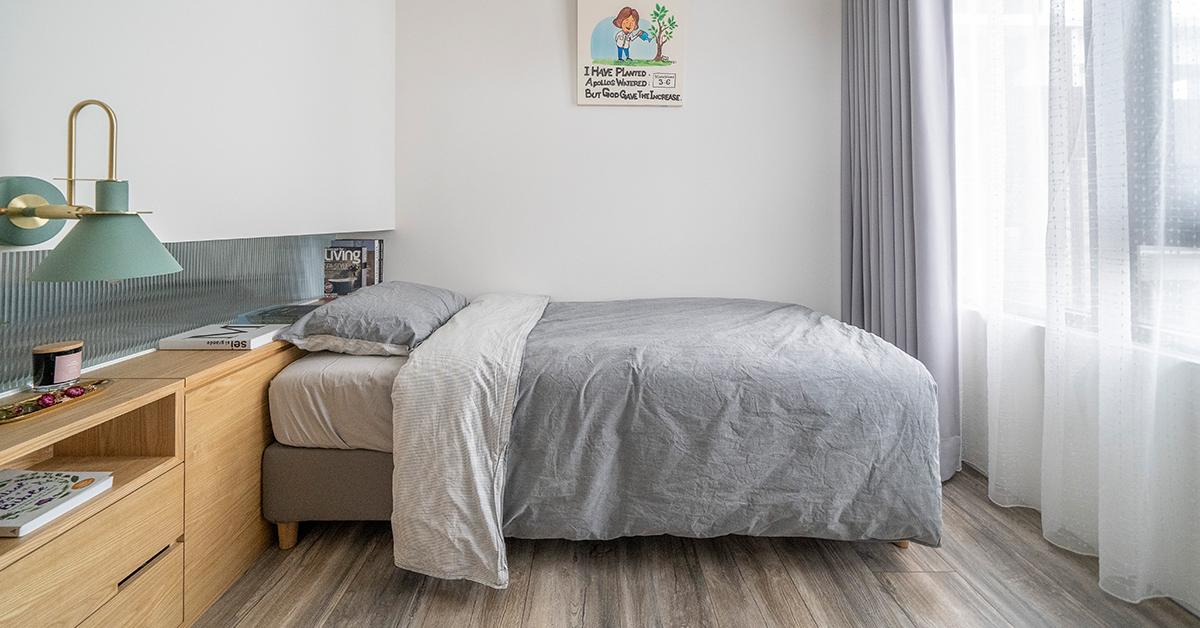 寢室情境-好和設計